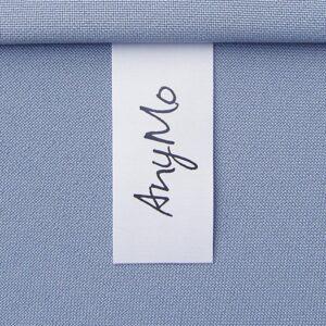 Cumpără eticheta pe naion pentru haine | Etichete.eu