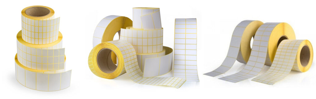 Producerea etichetelor termice sau etichete de transfer termic diferite marimi   Etichete.eu