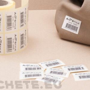 Comandă imprimare etichetelor autoadezive pentru sigle | Etichete.eu