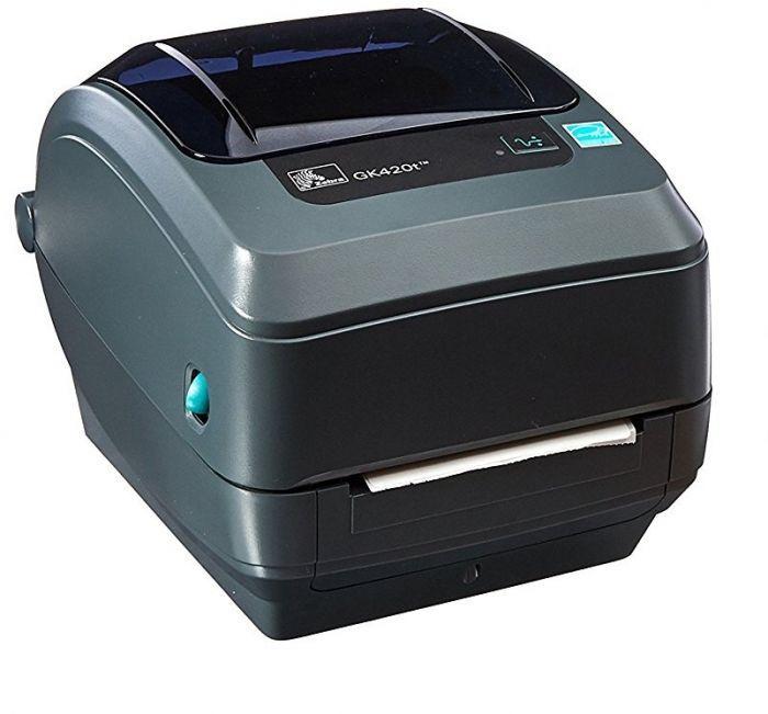 Cumpără Imprimantă compactă Zebra GK 420t | Etichete.eu